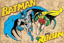 Superhero's #Retro #Vintage