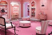 NYC & Pink / by Steph Wajda