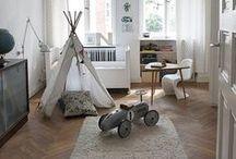 nursery & kids room / by Ingrid Schneeberger
