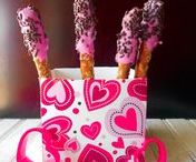 Valentine's Day / A board dedicated to food, decorations and craft ideas for Valentine's Day
