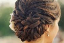 Hairstyle & nails