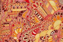 Textile Pattern / by Emma Roberts