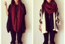 Fall/Winter Fashion / by Leanne Thiessen