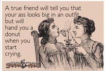 Friendships / by Leanne Thiessen