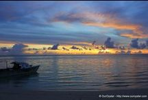 Sunrise/sunset around the world / by OurOyster Travel