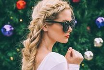 Braid Tutorials / Easy,pretty braids and braid tutorials. Four strand braids, five strand braids, dutch braids, french braids, snake braids, infinity braids, zipper braids, flower braids, pulled braids, pancake braids.