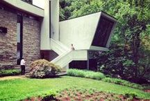 Modernism in Metro Atlanta / Midcentury ranches and modern design in my city.