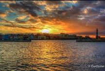 Sunset Photography / Sunset photographs from all around the world. Continents- Europe, Asia, South America, North America, Africa, Australia #sunset #photography #beach #ocean #river #city #mountain  / by OurOyster Travel