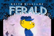 Ferald Comics / Based on Ferald characters and other creations created by Keith Williams.