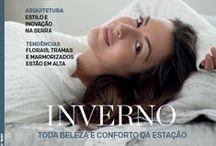 Revista Casa by Bud - Inv 2015 / Coleção linha Casa Inverno 2015
