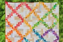 Irish Chain Quilts - Contemporary Twists on a Classic Design / Quilts from my First Book
