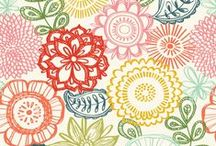 Design: Hand-drawn Florals / Fun & Flirty, hand-drawn florals bring a romantic touch to any invite.
