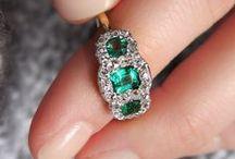 Jewels *Emeralds*