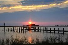 Chesapeake Bay Lifestyle / Experience the beautiful Chesapeake Bay, the place where we were first inspired to produce our Chesapeake Bay Candles.