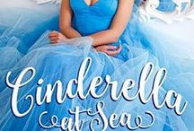 Cinderella at Sea / #cinderellaatsea #kindredinkpress