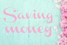 Saving Money / Budget your way to financial freedom, save money and live frugally.