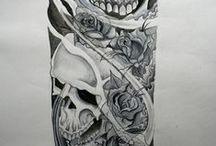 Tetování / Tetování, obrázky,