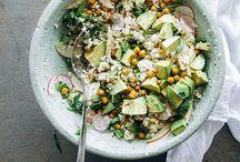 Salads! / by shea marie