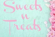 Sweets N Treats / Delicious and Yummy Deserts, Sweets and Treats.
