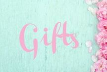 Gifts / Gifts for Teachers, Mothers and Friends.