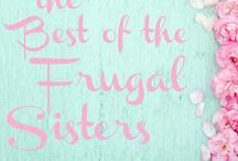 The Best of The Frugal Sisters