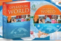 Pray for the World / Operation World's prayer information about the world.