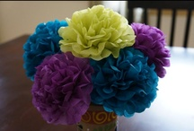 Peacock Party Inspiration / Here's some wonderful inspiration to plan your peacock party.  Girls birthday parties, weddings, girls night out!