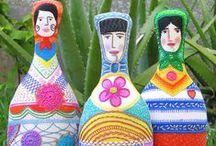 babushka babies / russian dolls