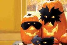 halloween / Treats for the tricksters and decorating