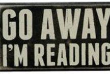 Books make me happy / My obsession