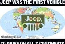 Jeeping / All things Jeep....only my favorite vehicle in the entire world!