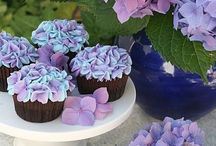 CUPCAKES / Cute cupcakes someone should make!