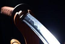 12_日本刀 / by (゚Д゚) irisa