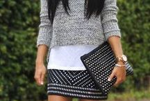 My wardrobe wishlist! / I don't where I'd buy these but I want them :)