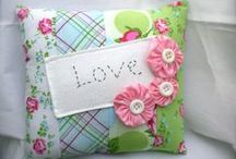 shabby chic /country pillows