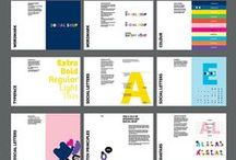 Inspiring Brands & Identities / A collection of inspiring brands and identities.