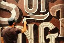 Inspiring Typography & Lettering