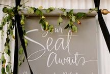 • Seating Plan • / Plan de table, seating, wedding,