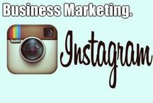 | Instagram | Marketing | / Utilizing Instagram for business marketing! Would you like to join as a contributor? Please follow and comment on one of my pins.