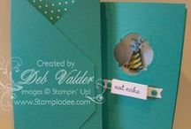 Stampin UP Punch Bord