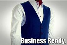   Waistcoats   Vests   / Stylish vests for business and casual.