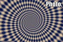 | Optical Illusions | / Amazing Photographs with Optical Illusions! Would you like to join as a contributor? Please follow and comment on one of my pins.