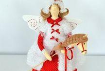 tilda hats and accessaries / Tilda doll accessories