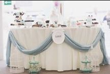 bride&groom table