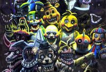 Five Nights At Freddy's / FNAF is the bomb and I can't hear all the haters over it's glory okay??