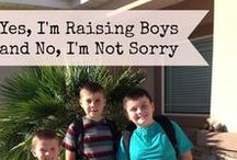 MomsOfBoys / if your a mom of all boys........you understand!