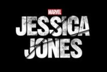 Marvel - Jessica Jones / The story of how I fell in love with the bad guys tbh