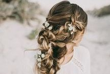 Hair Style / Looking for the latest casual, Boho hairstyles with an individual twist? Then you must see these fabulously feminine boho lady styles on other pinners.