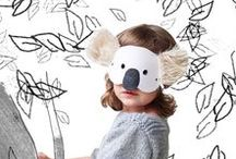 Animal Costumes / Costumes for Halloween and fun times inspired by animals!