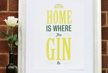 Gin Quotes